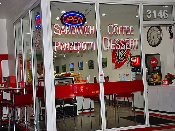 Photo Courtesy of Kisses from Italy Inc. Kisses from Italy, a Miami, Florida, based Italian deli concept, is targeting San Diego for its expansion.