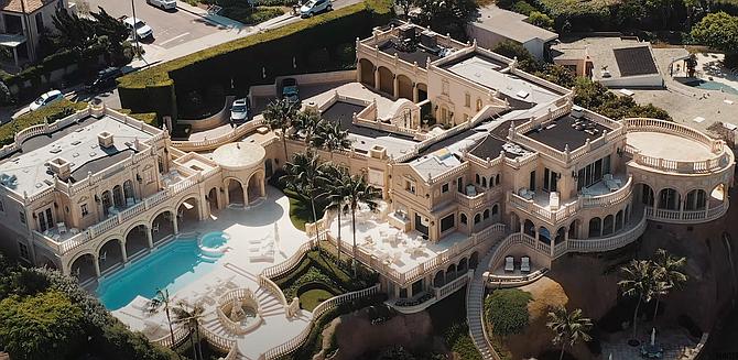 Deason mansion
