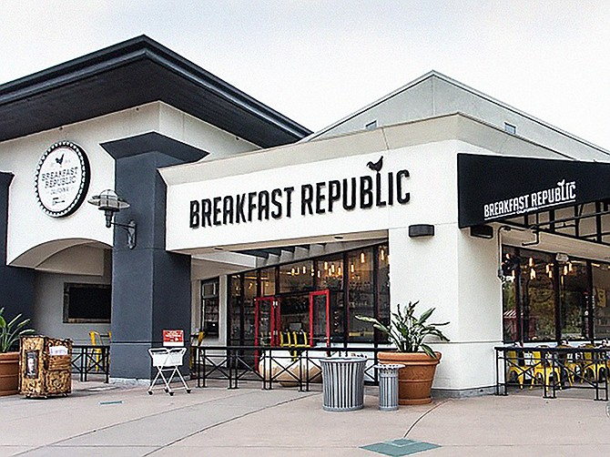 Photo Courtesy of Rise & Shine Hospitality Group. Rise & Shine Hospitality Group, founded in 2008, plans to open seven more restaurants in the near future.