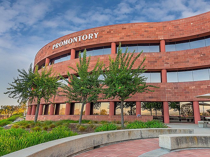 The Promontory in Rancho Bernardo recently sold for $33 million. Photo courtesy of Voit Real Estate Services.